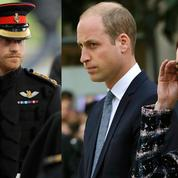 Kate Middleton et William vs Meghan Markle et Harry : le match des couples princiers
