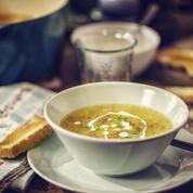 Potages, soupes et veloutés à volonté !