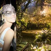 Bella Hadid, Kendall Jenner, Eva Herzigova... Toutes masquées pour l'incroyable bal Dior