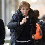 Barron Trump : des photos rares du fils de Donald sur le chemin de l'école