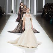 Défilé Galia Lahav Printemps-été 2017 Haute couture