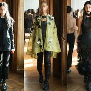 Défilé Hyun Mi Nielsen Printemps-été 2017 Haute couture