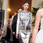 Défilé Maison Anoufa Printemps-été 2017 Haute couture