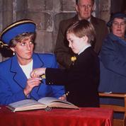 Le prince William évoque la mort de Lady Diana pour réconforter une fillette en deuil