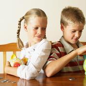 Les filles touchent moins d'argent de poche que les garçons