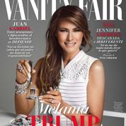 Melania Trump mange des diamants en une de