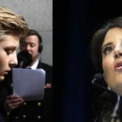 Monica Lewinsky vole, à son tour, au secours de Barron Trump