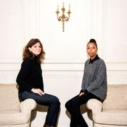 Marie NDiaye et Maylis de Kerangal, débat culinaire entre deux grandes romancières