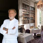 Pierre Gagnaire à la Grande Maison Bordeaux