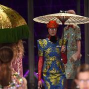 Le vestiaire excentrique de Gucci ouvre la semaine du prêt-à-porter de Milan