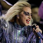 Super Bowl 2017 : le tour de force make-up de Lady Gaga
