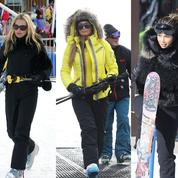 Kim Kardashian, Paris Hilton, Gisele Bündchen... Les stars font du ski