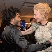 Nicole Kidman et Lenny Kravitz ont été fiancés dans les années 2000