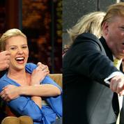 Quand les célébrités posaient avec Donald Trump