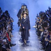 Défilé Christian Dior Automne-hiver 2017-2018 Prêt-à-porter