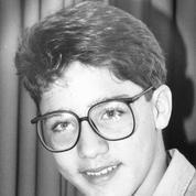 Justin Trudeau, un irrésistible intello à 14 ans