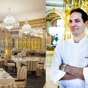 Le Lobby du Peninsula, cuisine française avec orchestre et décors Belle Époque