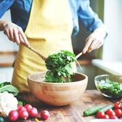 Manger des légumes chaque jour réduit le stress
