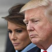Melania et Donald Trump feraient chambre à part