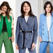Vestes de mi-saison : 15 modèles qui annoncent l'arrivée du printemps