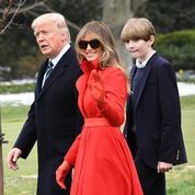Barron Trump veut organiser des soirées à la Maison-Blanche
