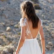 Robes de mariée : la délicate collection Laure de Sagazan x Sézane