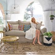 Brigitte Bardot donne un air d'été à La Redoute
