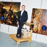 Jeff Koons réinterprète des toiles de grands maîtres pour Louis Vuitton