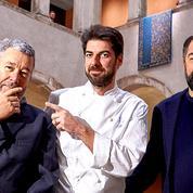 AMO, le restaurant vénitien des frères Alajmo signé Philippe Starck