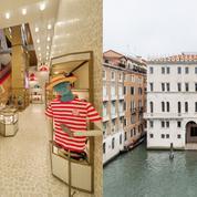 Venise a un nouveau temple du shopping
