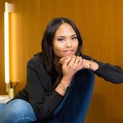Anne-Christelle Pérochon, la jeune créatrice de l'appli Bim se met à table