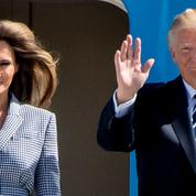 Melania Trump, Pamela Anderson, le prince Charles : la semaine people