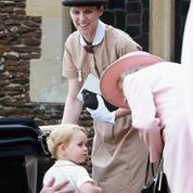 La nounou du prince George a été formée par d'anciens agents secrets