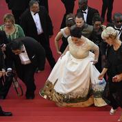 La robe portée à Cannes par la ministre de la Culture israélienne déchaîne les passions