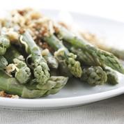Nos plus belles recettes à base d'asperges vertes