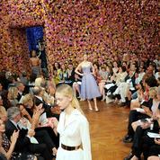 Chanel, Dior, Elie Saab... Les décors les plus mémorables des défilés haute couture