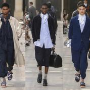 Défilé Louis Vuitton Printemps-été 2018 Homme