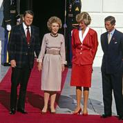 Le prince Charles à Nancy Reagan :