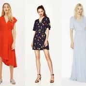 Pourquoi la robe portefeuille est-elle si tendance ?