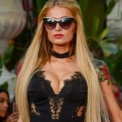 Paris Hilton, l'avant-gardiste