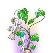 La plante verte, nouvel animal de compagnie?