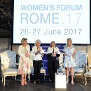 Au Women's Forum de Rome, les femmes s'engagent pour le climat