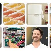 Dix pour cent d'audace et 90% de gourmandise, dans le frigo de Thibault de Montalembert