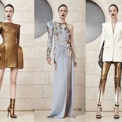 Défilé Atelier Versace Automne-hiver 2017-2018 Haute couture