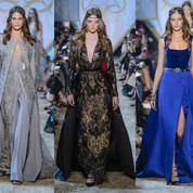 Défilé Elie Saab Automne-hiver 2017-2018 Haute couture