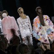 Défilé Fendi Automne-hiver 2017-2018 Haute couture