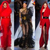 Défilé Jean Paul Gaultier Automne-hiver 2017-2018 Haute couture