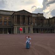 Harper Beckham fête son anniversaire à Buckingham Palace