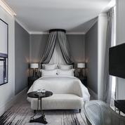 Une nuit à l'hôtel de Crillon