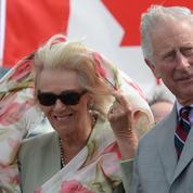 En vidéo, le fou rire contagieux du prince Charles et de Camilla au Canada